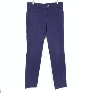 Balenciaga Womens Size 42 US 12 Pants Flat Front